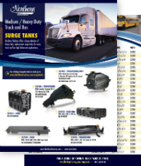 Heavy Duty Truck and Bus Surge Tanks