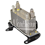 190052 Oil Cooler - Cummins Transmission / Torque Converter Cooler - 7 5/8 x 2 7/8 x 3 7/8