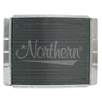 209601B Custom Radiator Kit-All Aluminum - 26 x 19 Overall