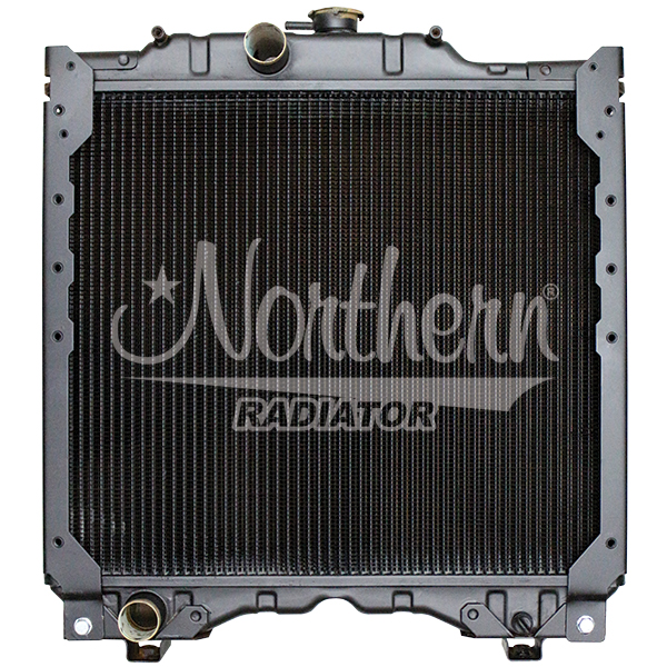 211093 Case/IH - Ford/New Holland Radiator - 18 x 21 x 2 3/8
