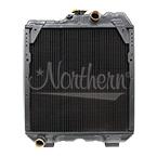 211099 Case/IH - Ford/ New Holland Radiator - 17 1/2 x 17 1/2 x 3 1/4