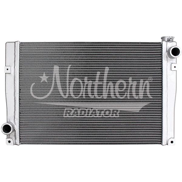 211143 Case/New Holland Skidsteer Radiator (Medium Frame) - 23 5/8 x 17 x 3