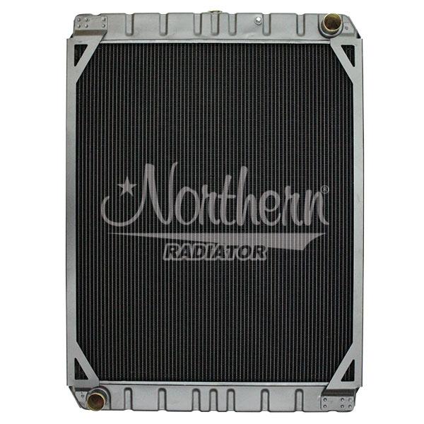 211151 Ford / New Holland Radiator - 38 5/16 x 32 1/4 x 4