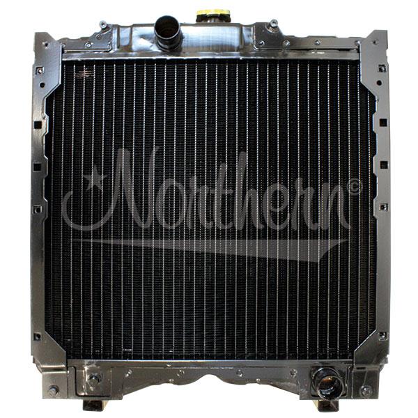 212000 Case/IH New Holland Tractor Radiator - 18 x 21 x 2 3/8