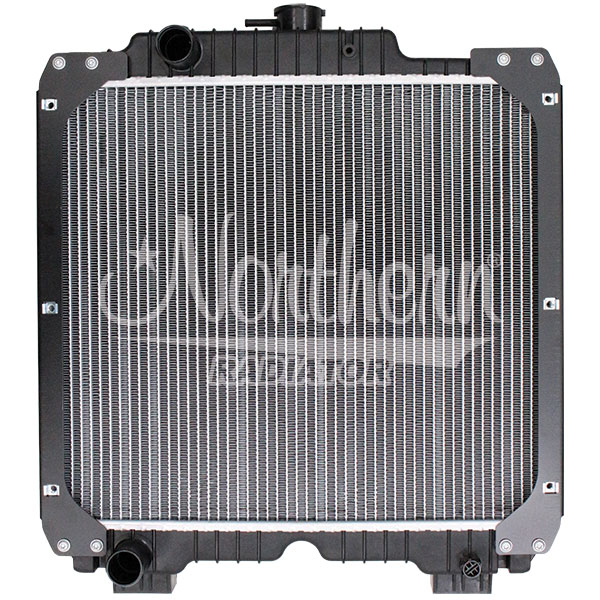 212001 Case/IH New Holland Radiator - 18 x 21 3/8 x 2 3/8