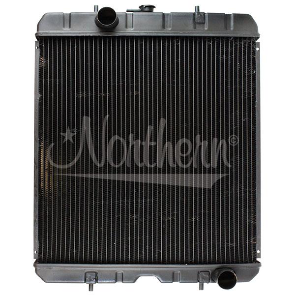 212065 Case / Ford/New Holland Radiator - 21 1/2 x 20 3/4 x 2 1/2 (CBR)