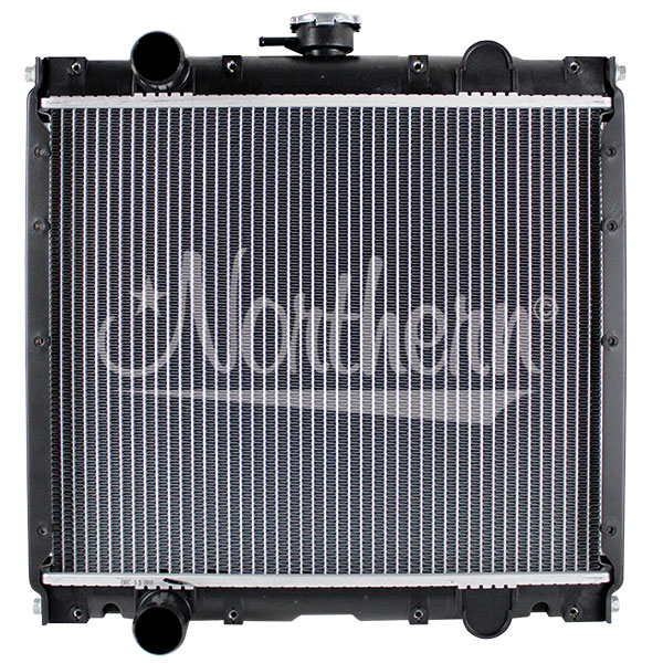 212071 Case/IH Ford/New Holland Tractor Radiator - 14 7/8 x 17 5/8 x 1 3/4