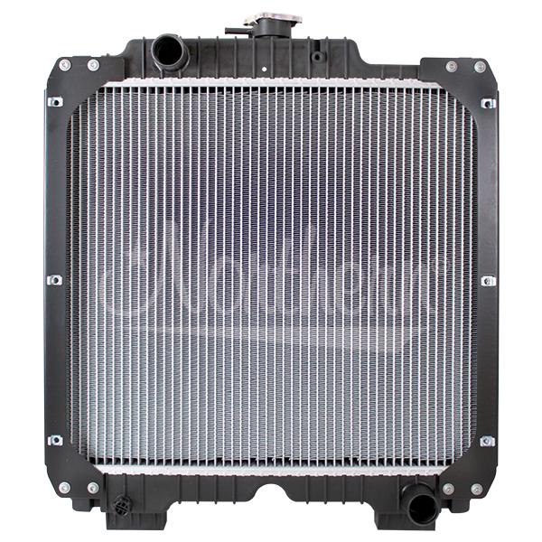 212085 Case-IH/ New Holland Radiator - 18 1/8 x 21 3/8 x 2 3/8