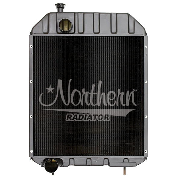 219529 Case/IH Tractor Radiator - 23 3/4 x 22 1/4 x 2 5/8