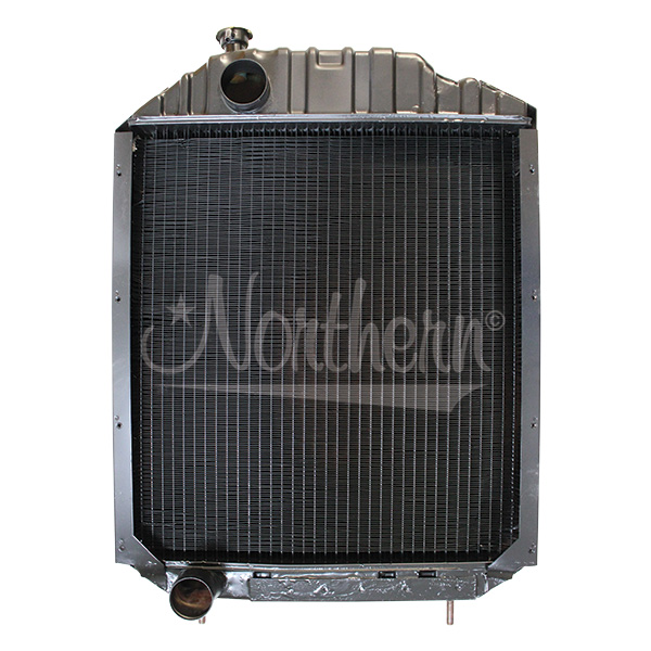 219530 Case/IH Tractor Radiator - 24 1/2 x 22 1/2 x 2 1/4