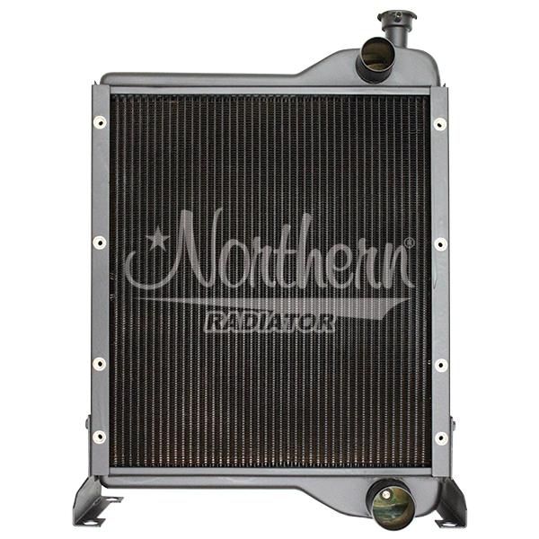 219540 Case/IH Tractor Radiator - 19 5/16 x 17 1/2 x 2 7/8
