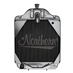 219580 Radiator - Case/IH - 17 5/8 x 18 5/16 x 2 1/8
