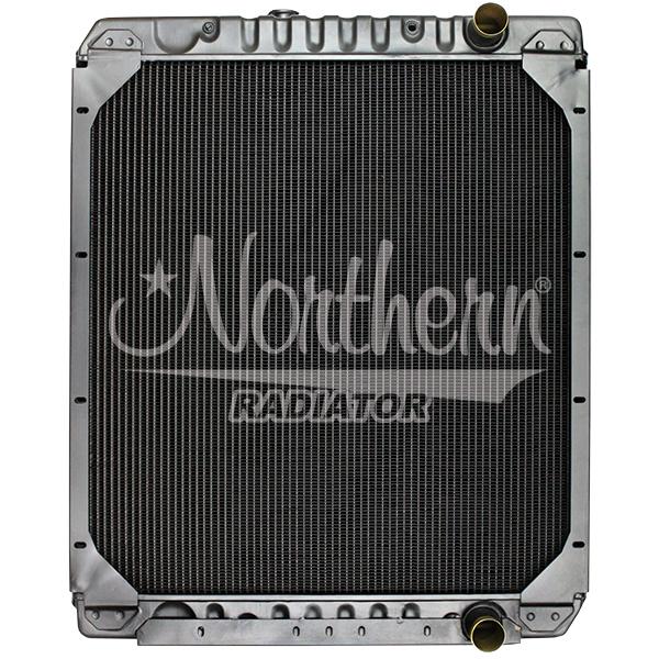 219724 Case/IH Combine Radiator - 32 1/4 x 30 x 4 5/8