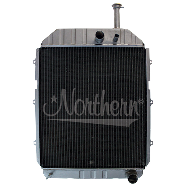 Ford Tractor Radiator : Northern factory ford new holland tractor radiator