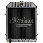 219750 Radiator - Case/IH - 19 3/4 x 19 3/8 x 2 1/8