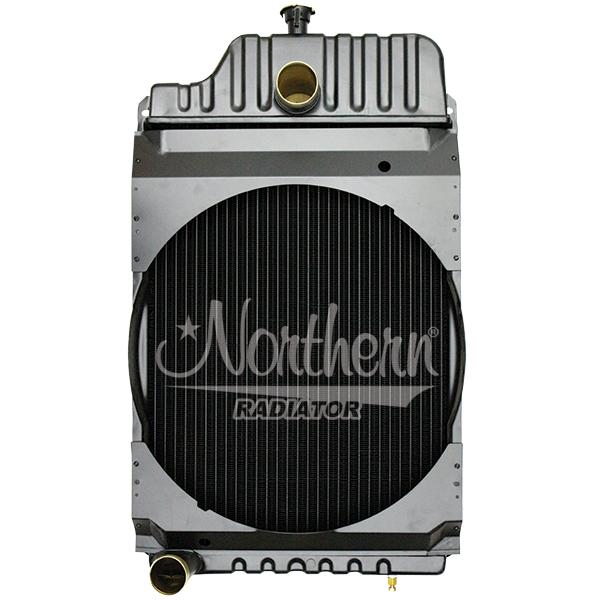 219755 Case/IH Tractor Radiator - 25 1/2 x 18 1/8 x 3 1/8