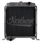 219800 Radiator - Case/IH - 19 3/8 x 20 x 2