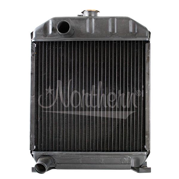 OEM Replacement Radiator Zirgo ZFRDA1021