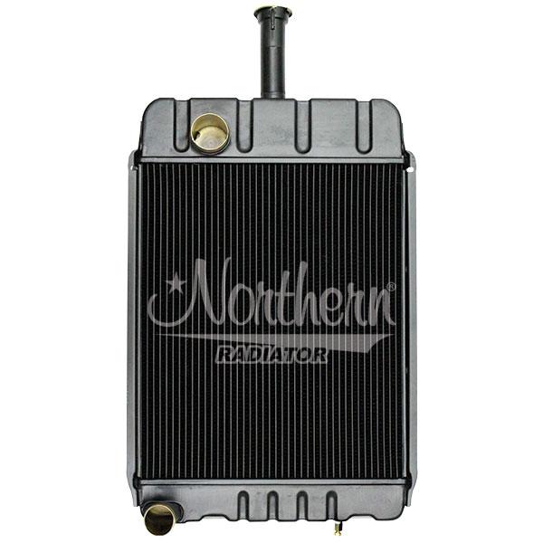 219834 Case/IH Tractor Radiator - 21 5/8 x 17 3/4 x 2 5/8