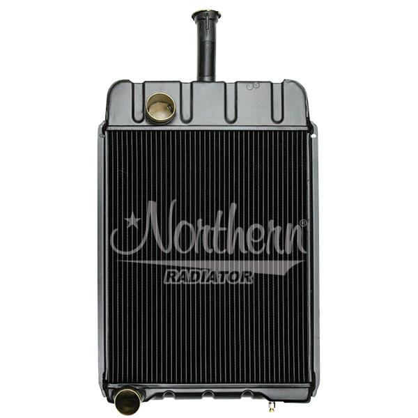 219835 Case/IH Tractor Radiator - 22 1/2 x 17 3/4 x 2 5/8