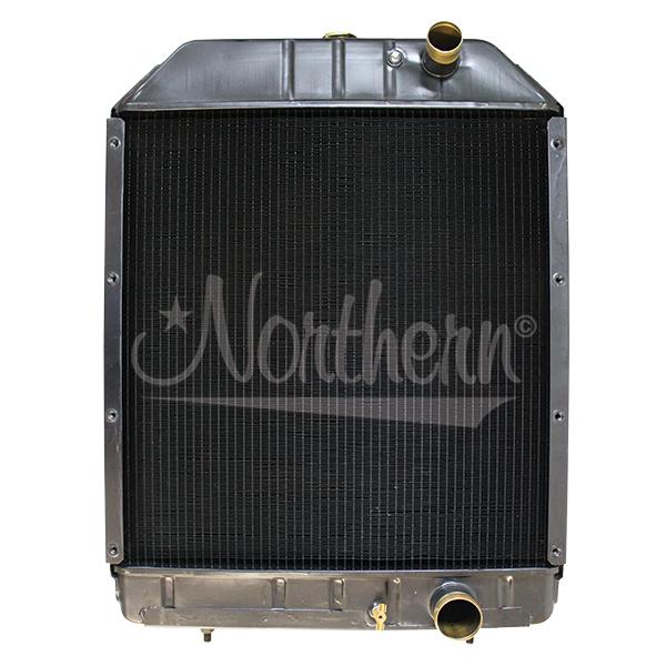 219887 Case/IH Tractor Radiator - 23 5/8 x 22 3/4 x 3