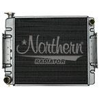 219890 Bobcat Radiator - 21 x 19 1/4 x 3 1/2