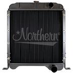 219898 Case/IH Radiator - 19 3/8 x 20 x 2 3/8