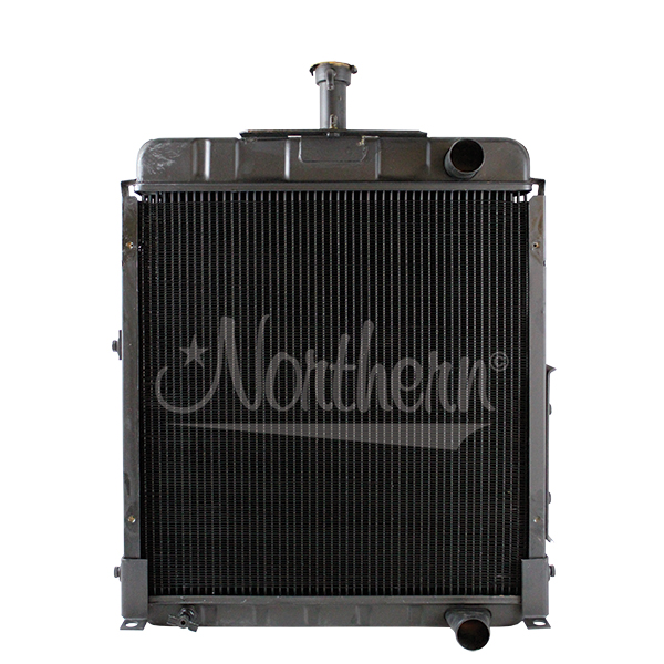 219901 Case/IH Tractor Radiator - 18 1/4 x 17 1/2 x 2