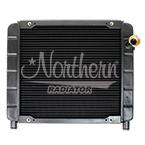 219983 Radiator - Bobcat - 19 3/4 x 19 1/2 x 2