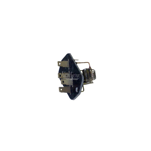 220-2009 Blower Speed Resistor 4 Terminal - John Deere