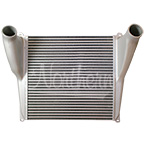 222066 Kenworth Charge Air Cooler - 28 1/4 x 27 11/16 x 2 1/4