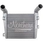 222075 Mack-Pierce Pacific Charge Air Cooler - 28 3/8 x 25 1/4 x 2 3/4
