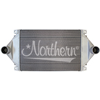 222116 Volvo / White Charge Air Cooler - 34 1/4 x 23 1/4 x 2 3/4