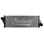 222150 Freightliner / Dodge Sprinter Charge Air Cooler - 28 1/8 x 10 1/4 x 1 1/8