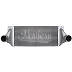 222222 Kenworth / Peterbilt Charge Air Cooler - 30 7/8 x 14 x 4 1/4