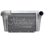 222230 International / Navistar / Blue Bird Charge Air Cooler - 19 3/8 x 12 9/16 x 2 3/4