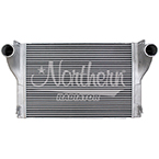 222281 Kenworth / Peterbilt Charge Air Cooler - 37 x 26 3/8 x 2