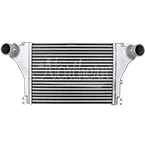 222323 Hino Charge Air Cooler - 23 1/4 x 17 3/8 x 2 1/2