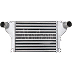 222324 Hino Charge Air Cooler - 23 1/4 x 17 3/8  x 2 1/2
