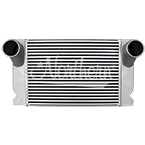 222335 Flexliner Coach / Gillig, Orion Bus Charge Air Cooler - 23 1/4 x 17 1/8 x 3 1/8