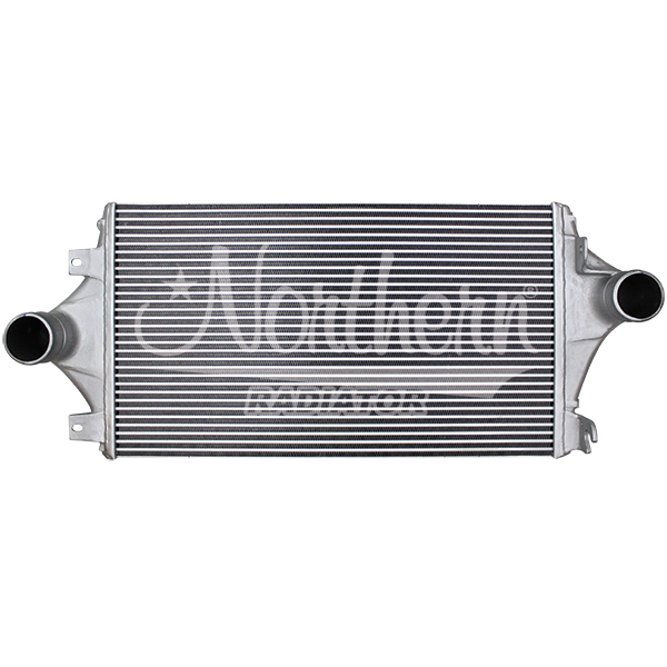 222372 INT'L / NAVISTAR CHARGE AIR COOLER - 37 1/8 x 21 5/8 x 2