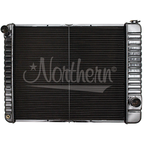 230459 Chevy / GM Radiator - 28 1/4 x 24 x 1 7/8