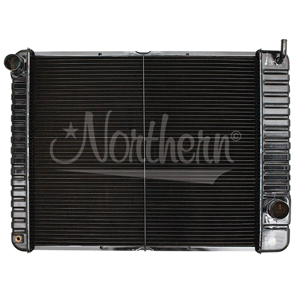 230460 Chevy / GM Radiator - 28 1/4 x 24 x 1 7/8