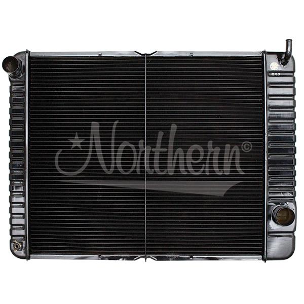 230461 Chevy / GM Radiator - 28 1/4 x 24 x 2 1/2