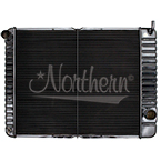 230461 Chevy / GM Radiator - 28 1/4 x 24 x 2 1/2