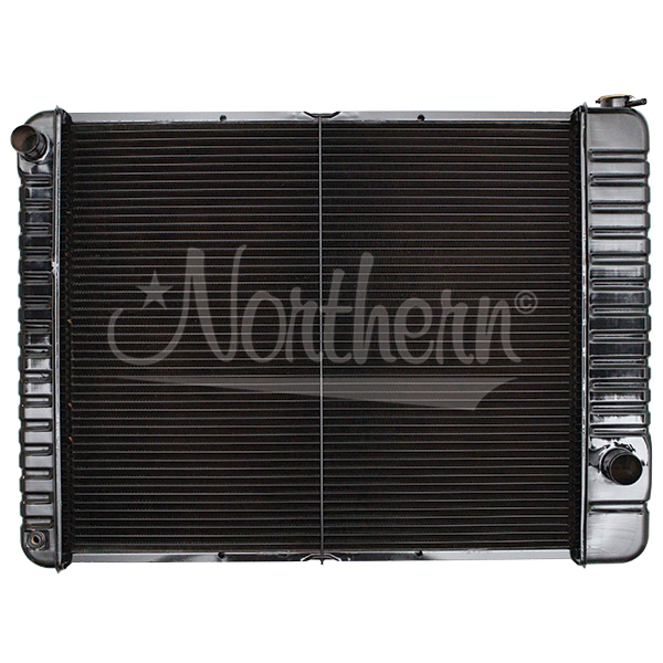 230540 Chevy / GM Radiator - 28 1/4 x 24 x 1 7/8