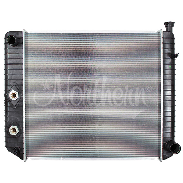 231232 Chevy / GM Radiator -27 1/2 x 25 1/2 x 1 3/8 - Supersedes 239333