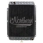 233005 Apu Radiator (CBR) Without Fill Neck For Semi Trucks - 16 9/16 x 13 1/16 x 1 1/4 Core