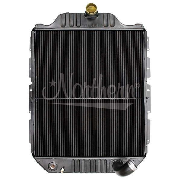 238560 Blue Bird / International Radiator -  29 3/4 x 26 x 2 1/16