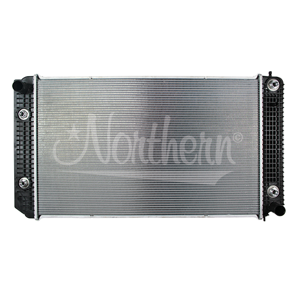 238641 Chevy / GM Radiator - 37 1/8 x 23 x 2
